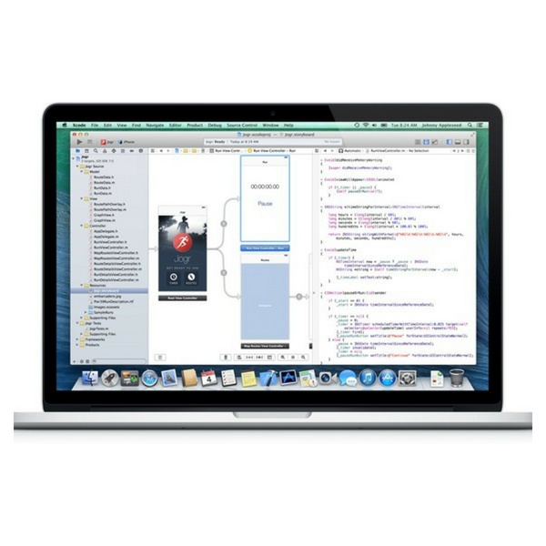 xcode iPhone app development
